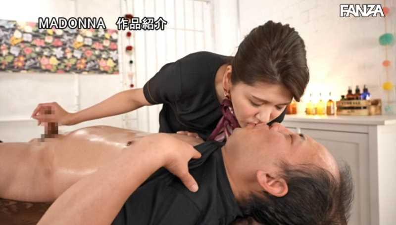 くびれ巨乳の人妻 和泉貴子 エロ画像 47