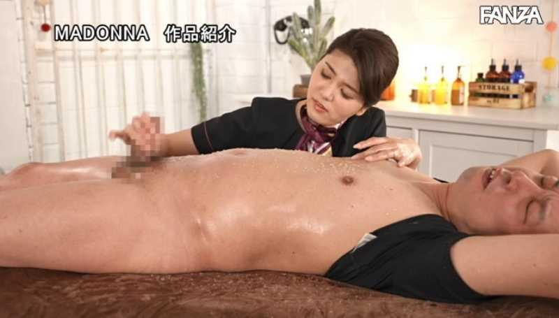 くびれ巨乳の人妻 和泉貴子 エロ画像 48