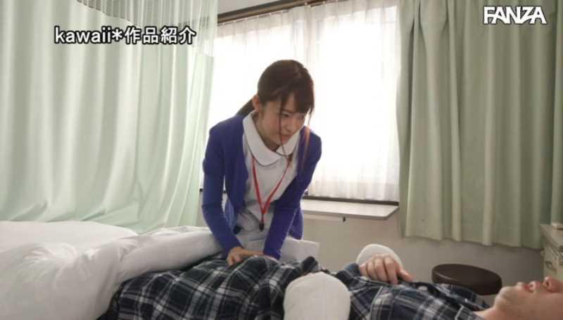 かわいい看護師の院内セックス画像 37