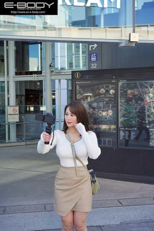 爆乳YouTuber 桃乃ゆめ エロ画像 2