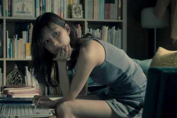 芳根京子のタンクトップおっぱいエロ画像 2
