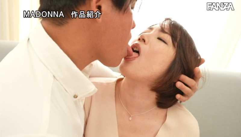 巨乳人妻 佐久間泉 エロ画像 15