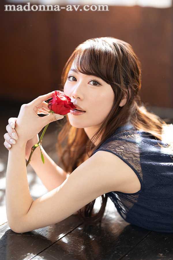 天然の美人妻 美月桜花 エロ画像 3