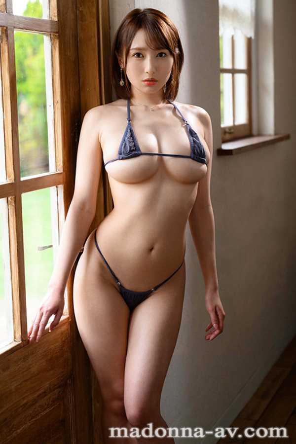 巨乳の人妻 岸えま エロ画像 3