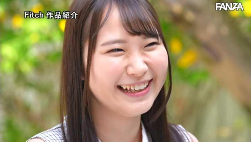 丸顔女子 川栄結愛 エロ画像 44