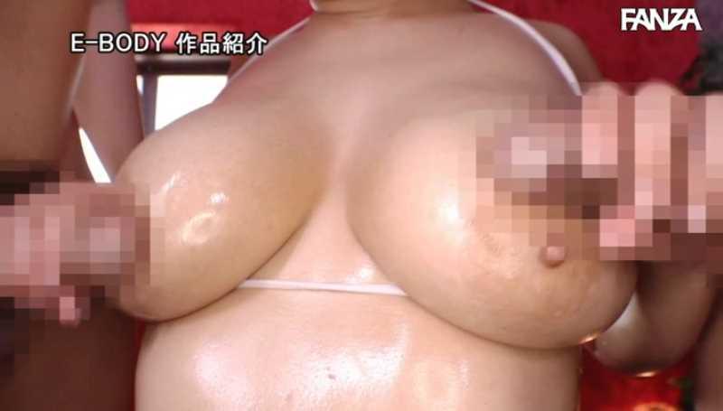 豊満Jカップ介護士 絢弓あん エロ画像 47