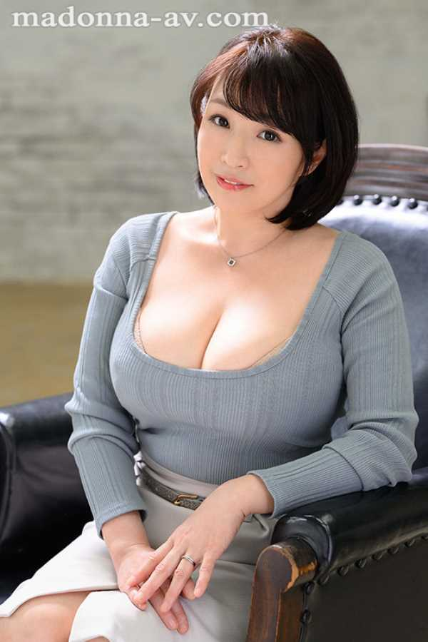 デカパイ熟女 弘千花碧 エロ画像 2