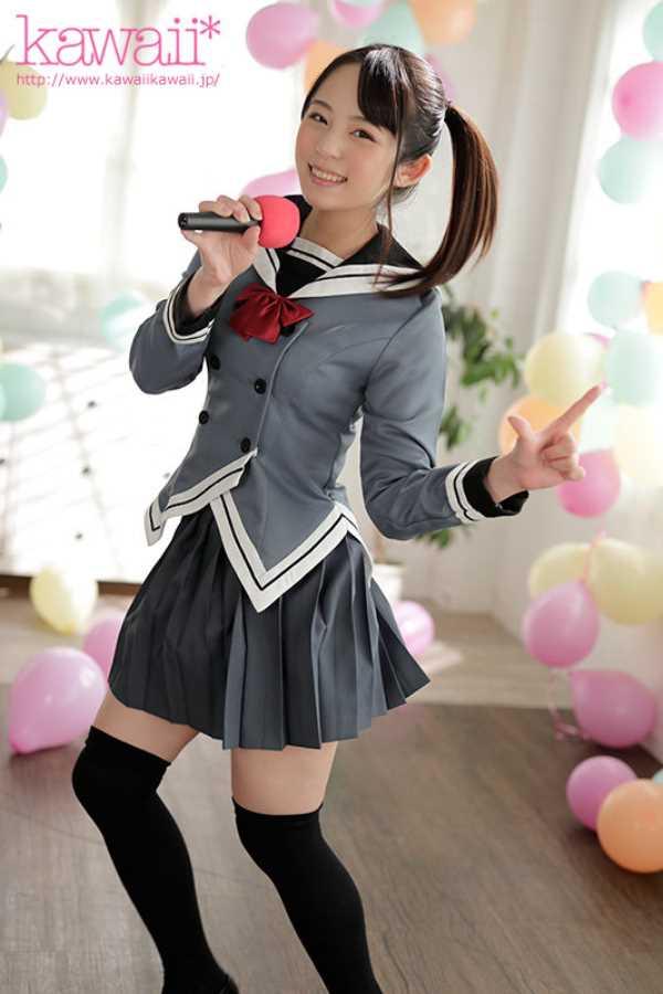 美少女アイドル 桃山もえか エロ画像 27