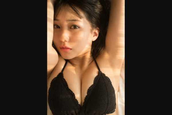 HKT48田中美久の写真集エロ画像 1