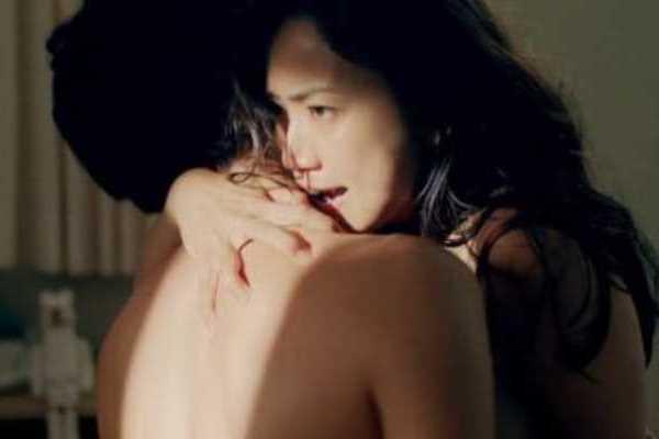大島優子フェラチオ濡れ場セックスのエロ画像 1