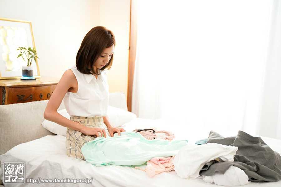 微乳スレンダー人妻 美波杏奈 エロ画像 5