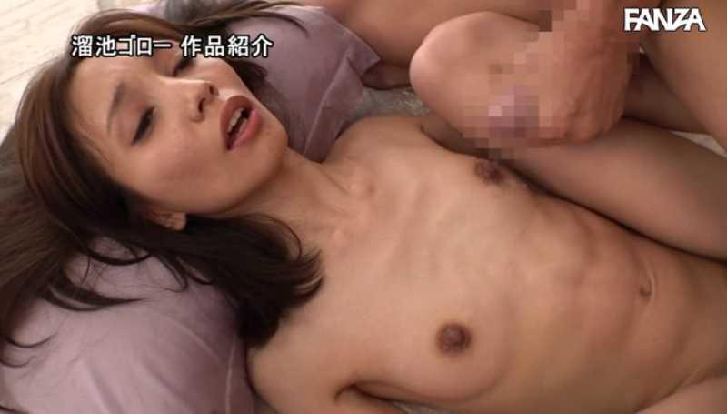 微乳スレンダー人妻 美波杏奈 エロ画像 24