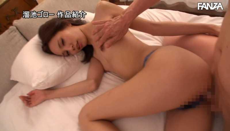微乳スレンダー人妻 美波杏奈 エロ画像 35