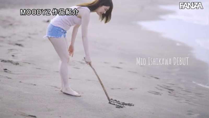 可愛すぎる女子大生 石川澪 エロ画像 18