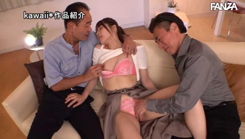 おじさん好き女子 花崎こはる エロ画像 57