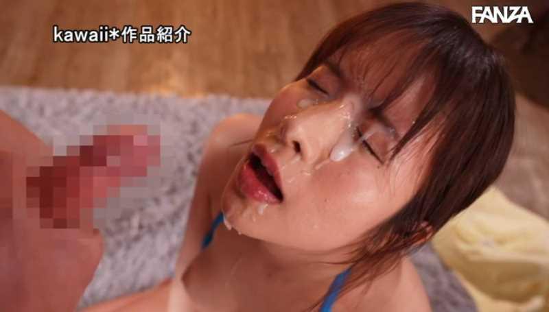 巨乳女子大生 森玲奈 エロ画像 35