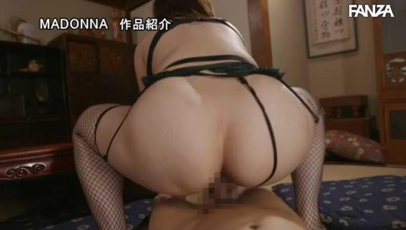 童貞と痴女のセックス画像 44