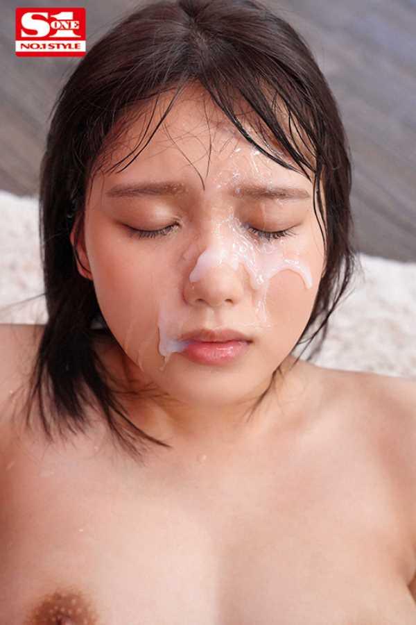 小倉七海の顔射エロ画像 10