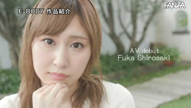 色白女子大生 白咲颯夏 エロ画像 39