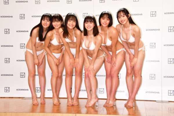 ミスマガグランプリ和泉芳怜のJKおっぱいエロ画像 2