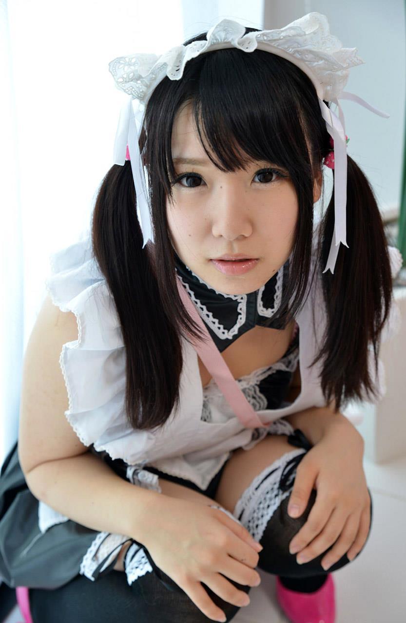 愛須心亜 メイド画像 7