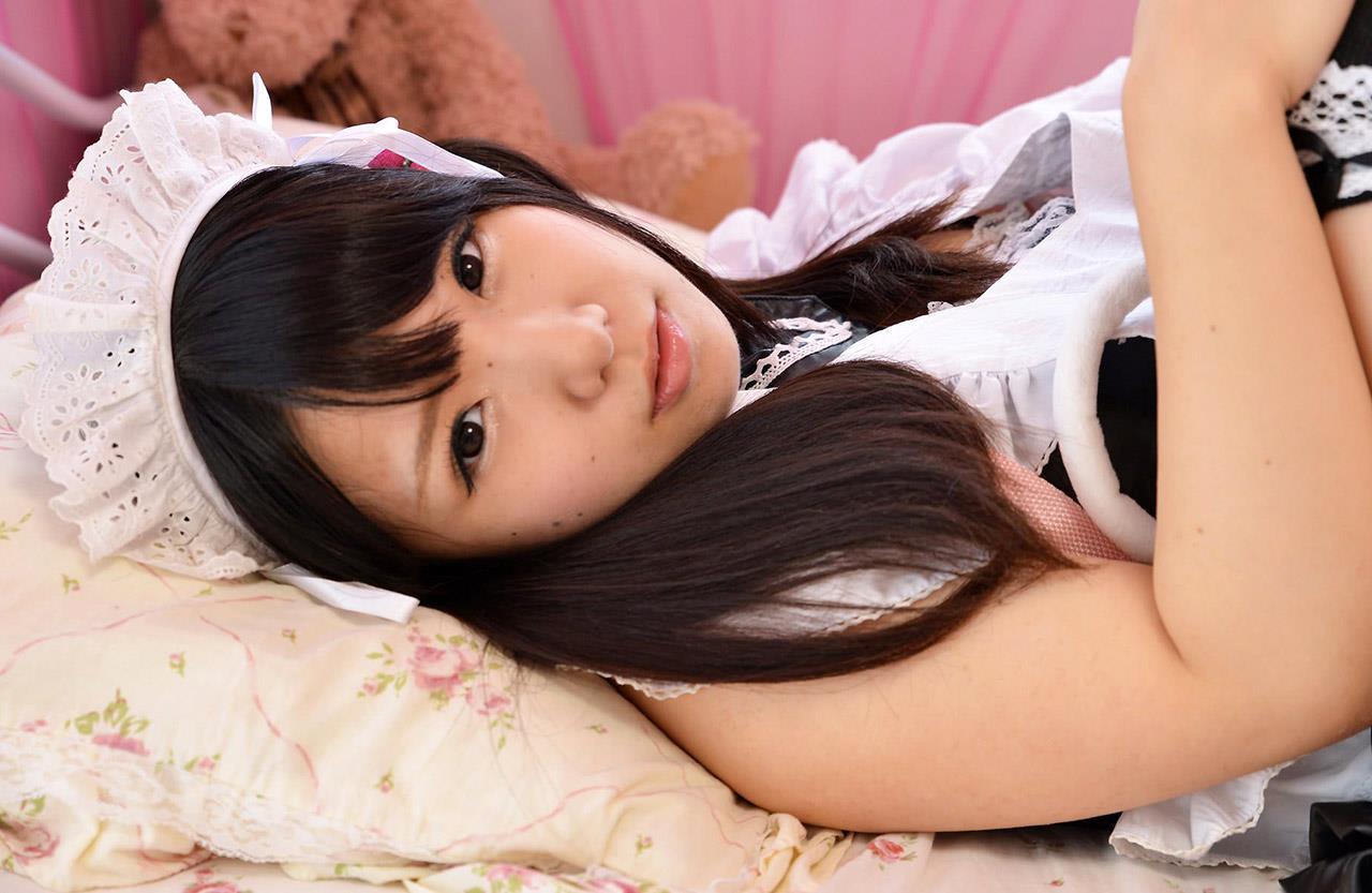 愛須心亜 メイド画像 33