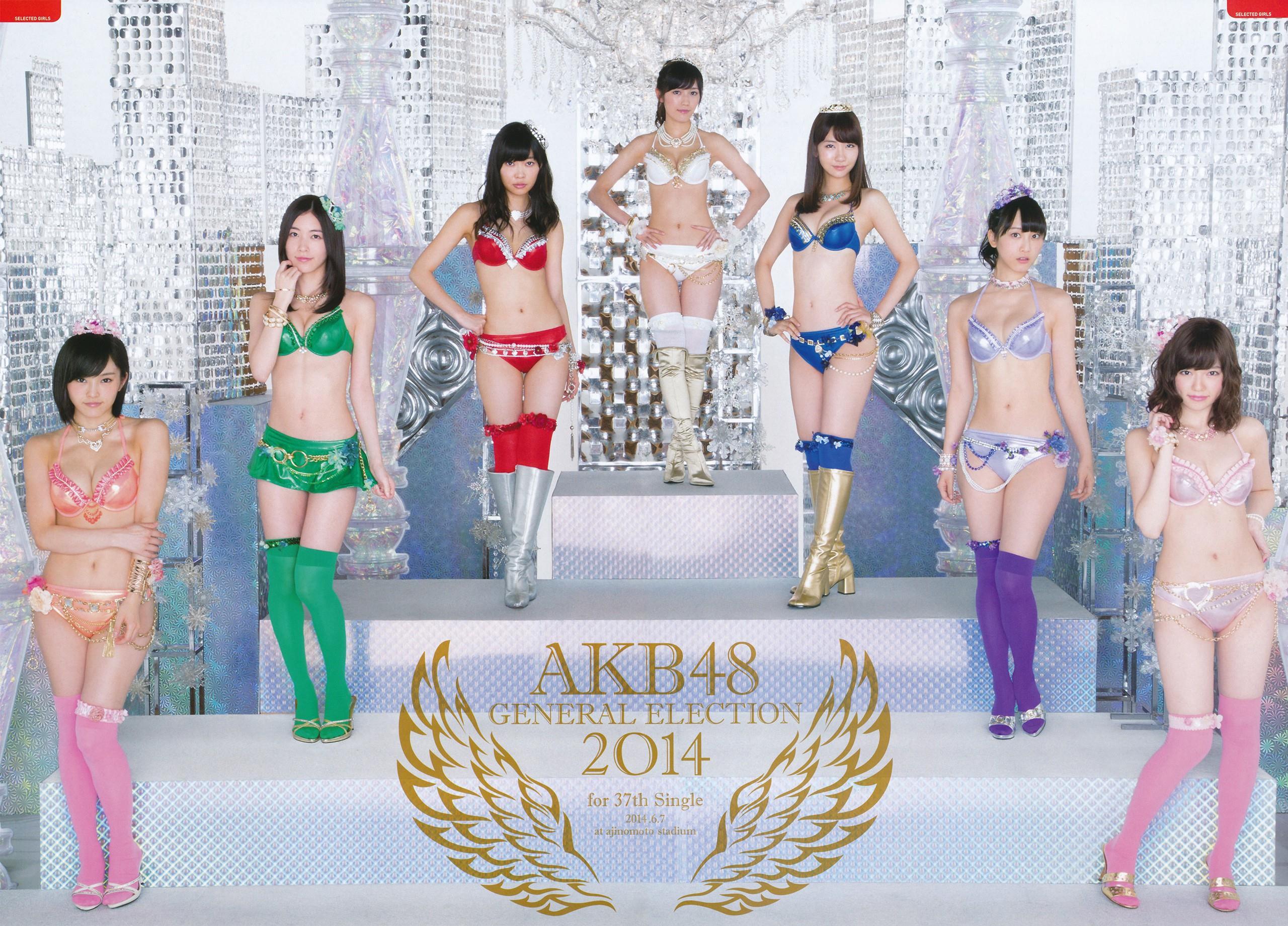 AKB48人気メンバー 画像 3
