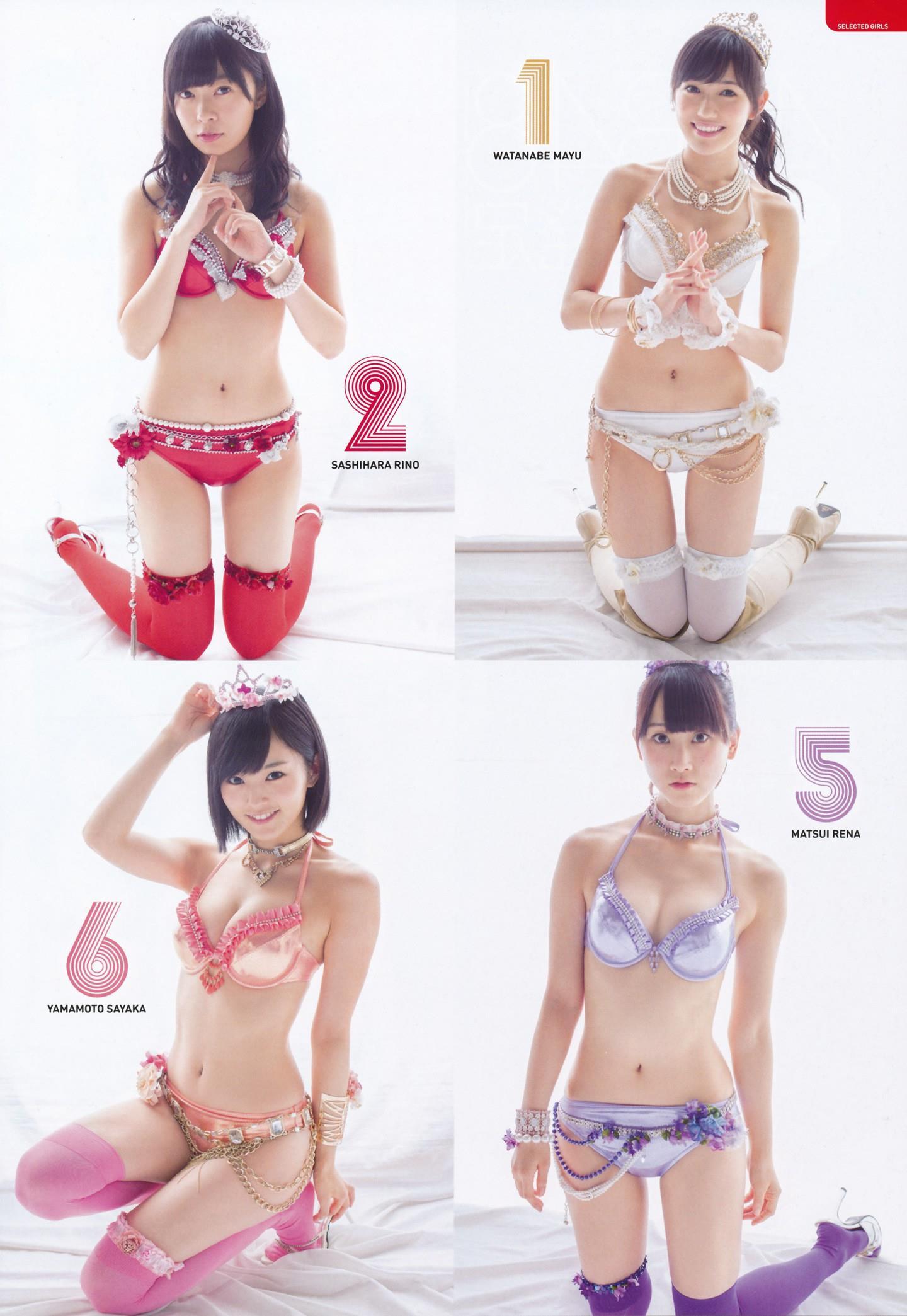 AKB48人気メンバー 画像 4