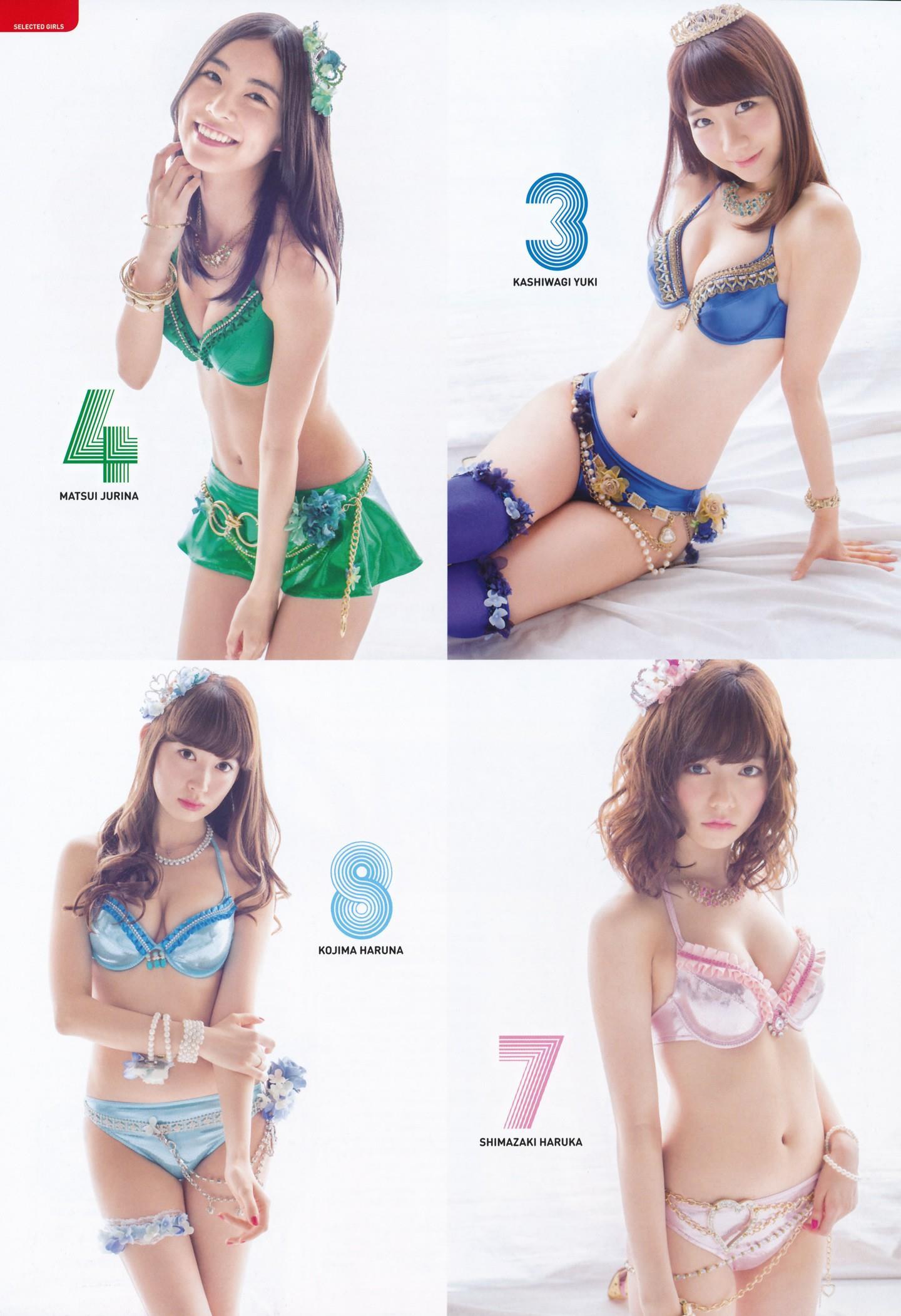 AKB48人気メンバー 画像 5