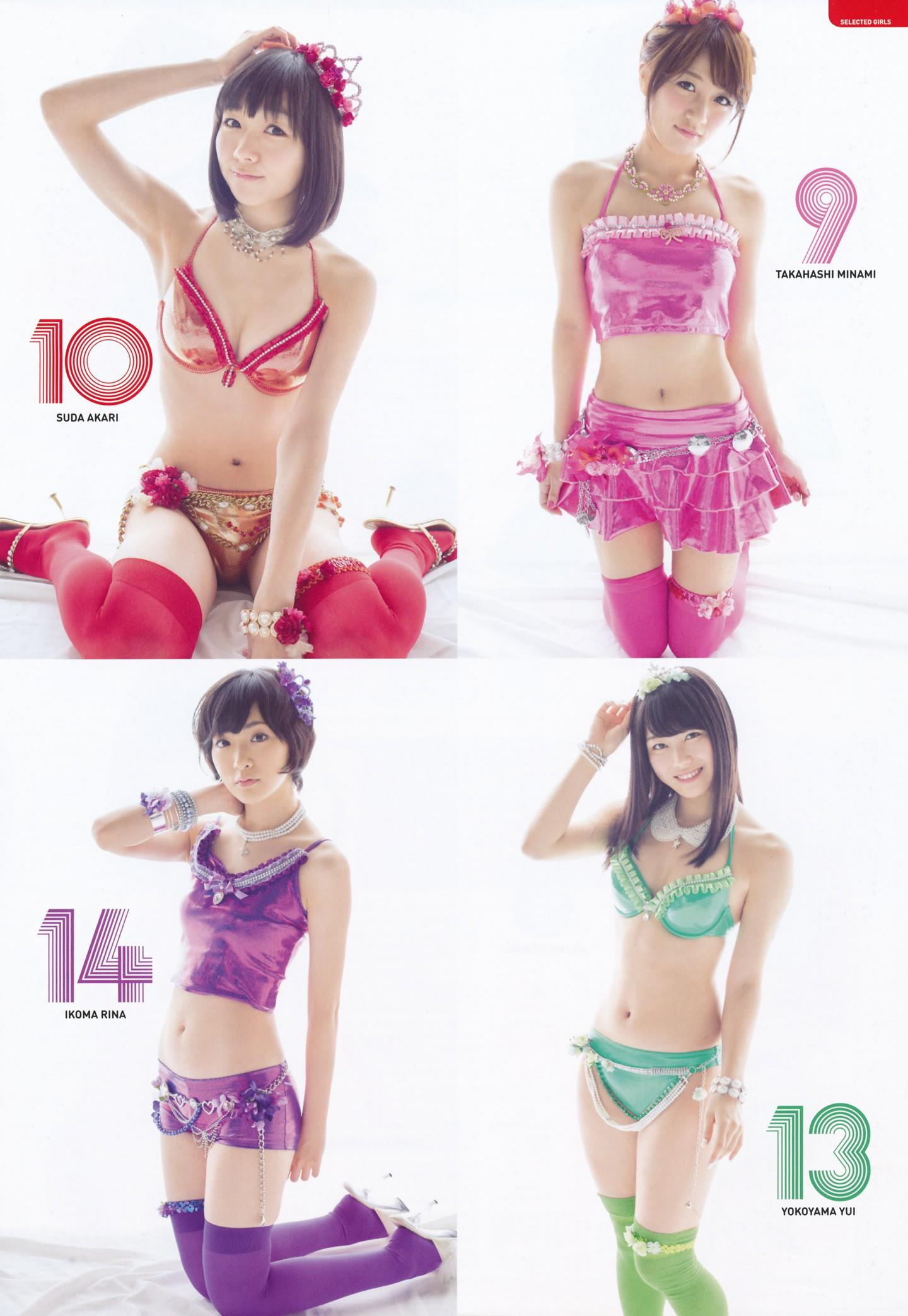 AKB48人気メンバー 画像 6