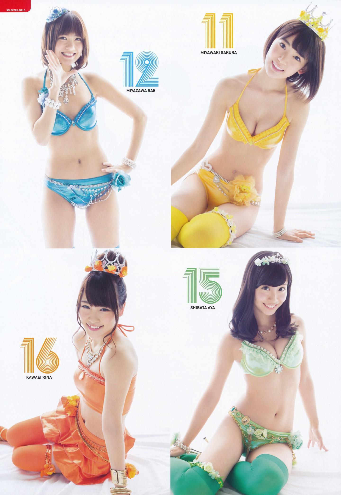 AKB48人気メンバー 画像 7