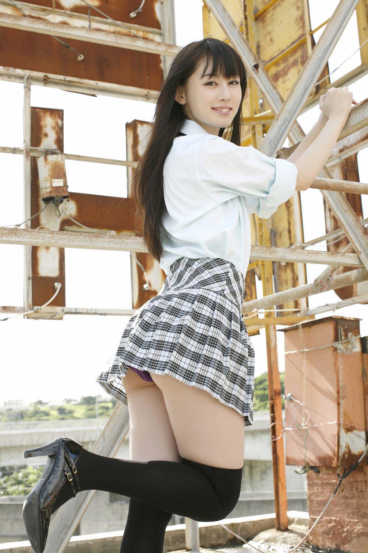秋山莉奈 エロ画像 2