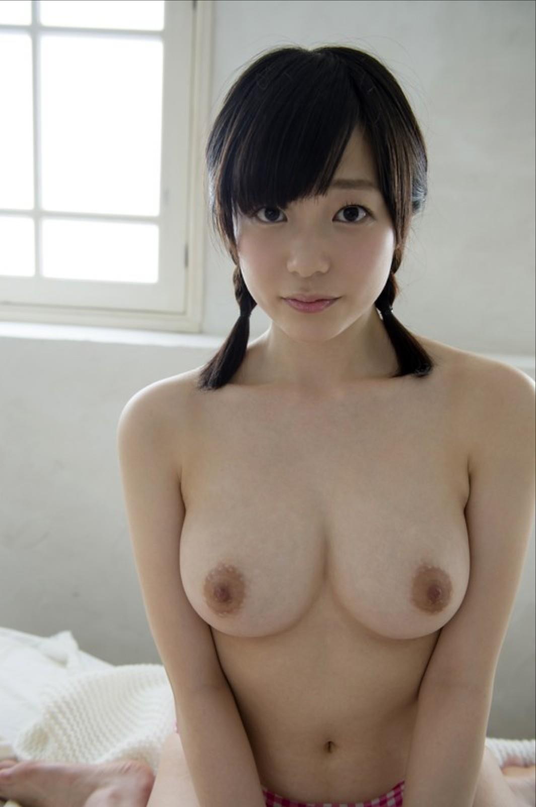 麻宮まどか 天然巨乳の田舎娘が悶え喘ぐセックス画像