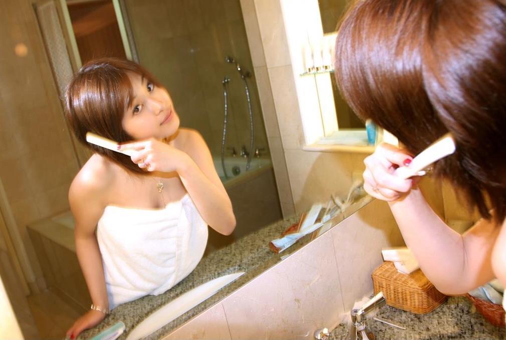 豊胸お姉さんの素人ハメ撮り セックス画像 69
