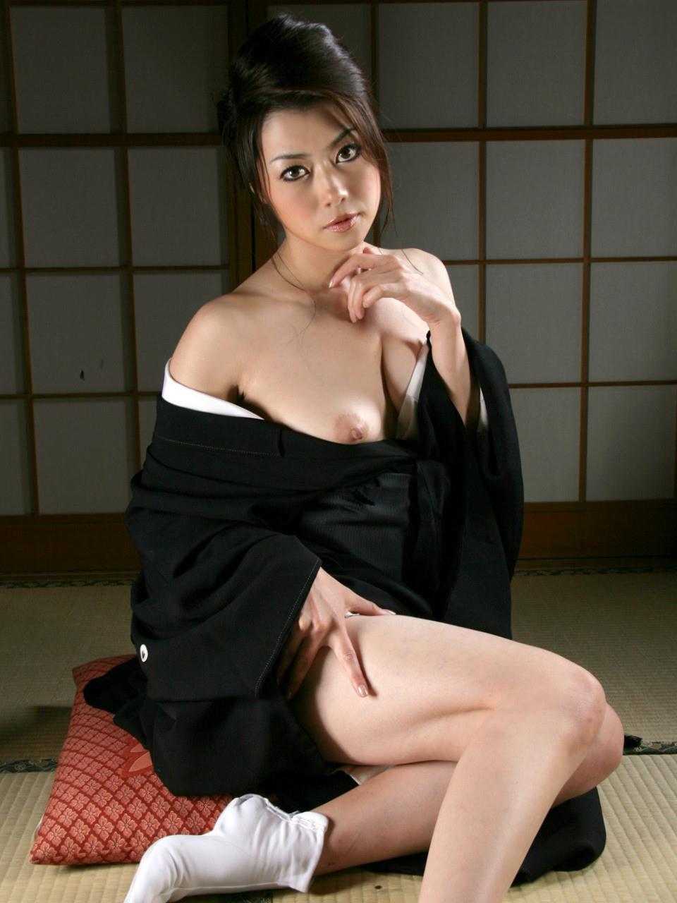 北条麻妃 セックス画像 4