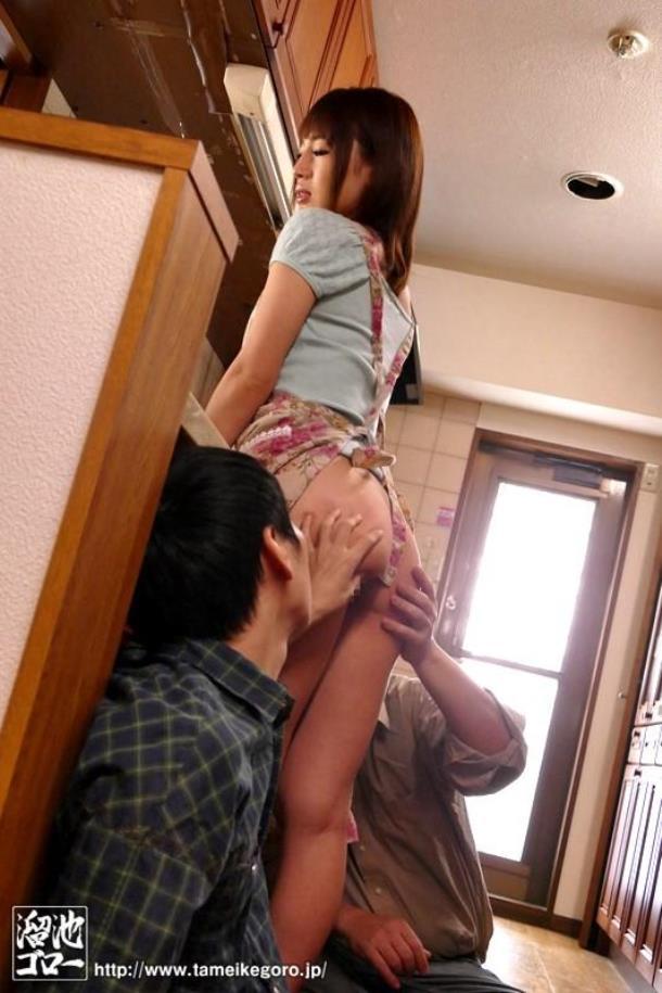 本田莉子 セックス画像 33