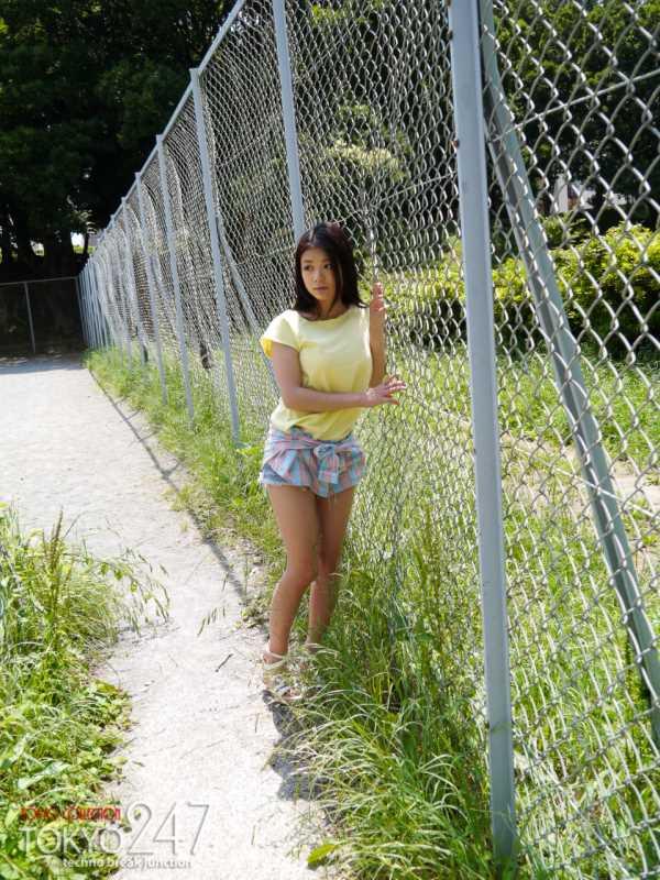鶴田かな セックス画像 5