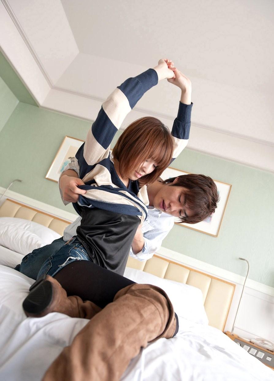 椎名ひかる セックス画像 17