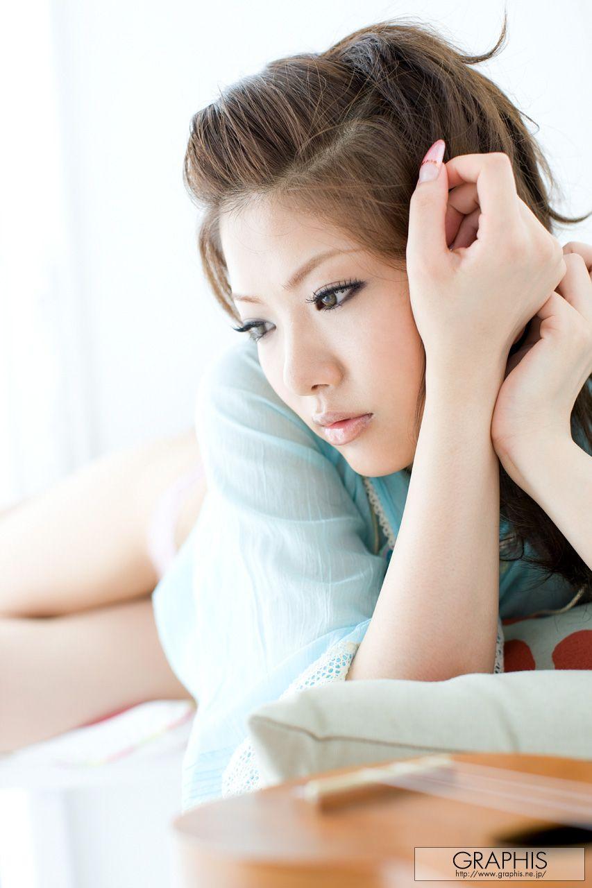 AV女優 松生彩 エロ画像 18