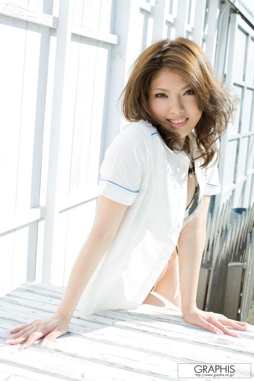AV女優 松生彩 エロ画像 33