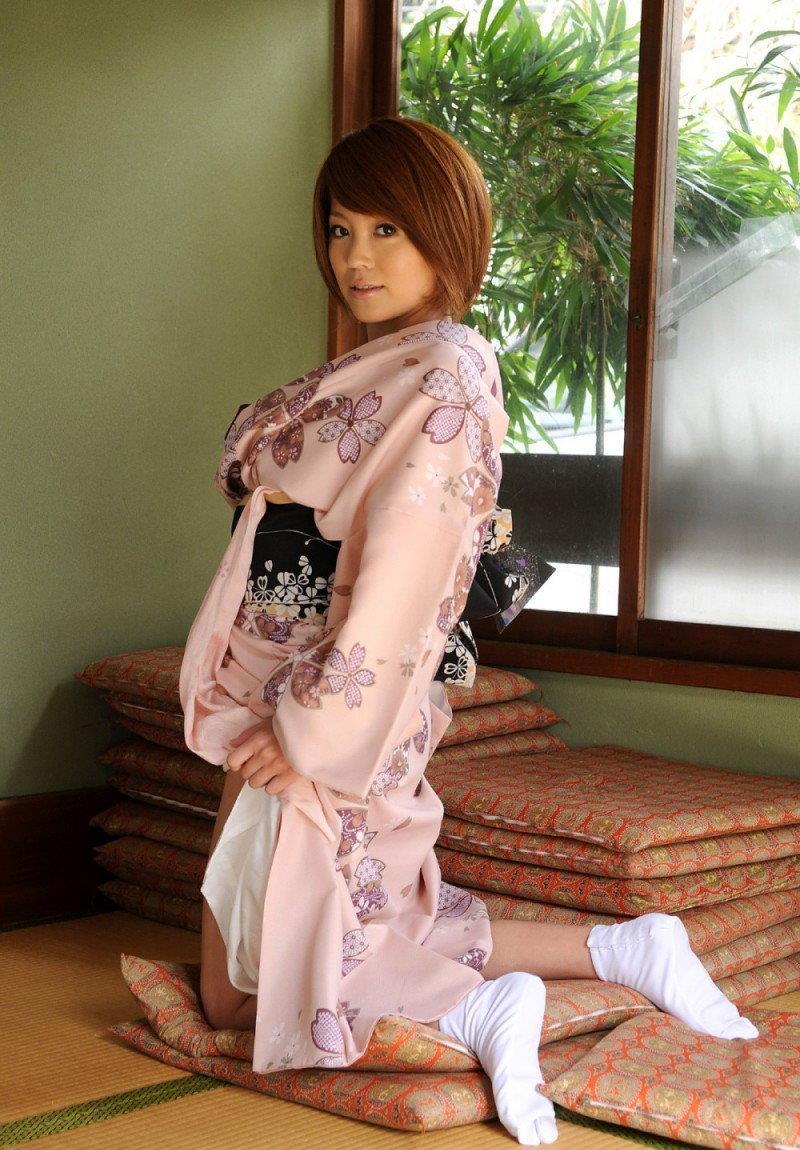 青木莉子(桜まい、片岡さき) エロ画像 63