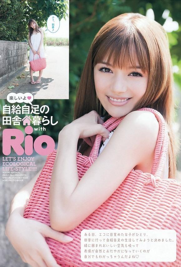 AV女優 Rio(柚木ティナ) 画像 69