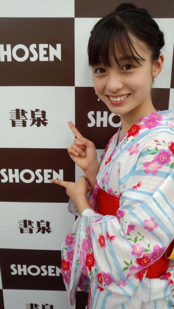 橋本環奈 浴衣画像 116