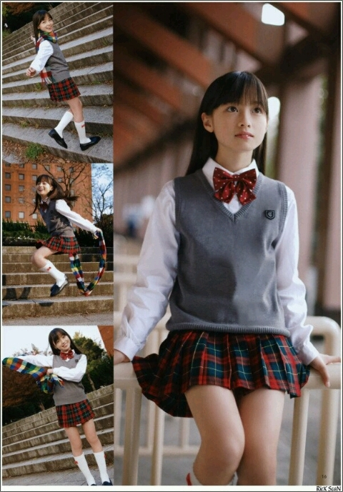 橋本環奈 制服画像 153