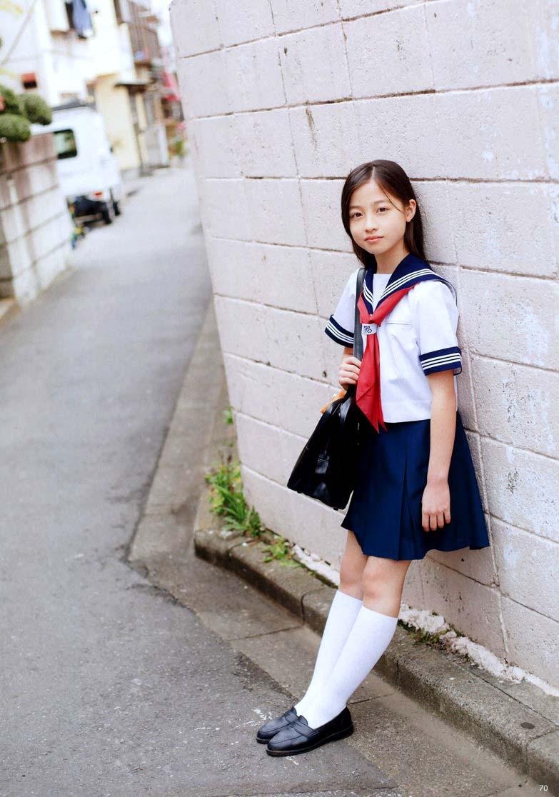 橋本環奈 制服画像 154