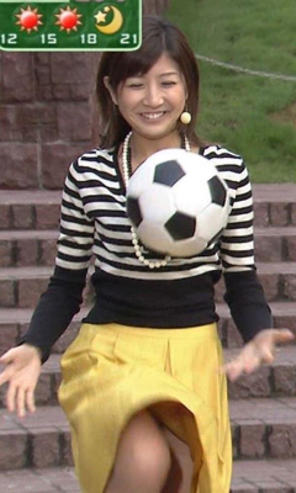 女子アナ チラリ画像 63
