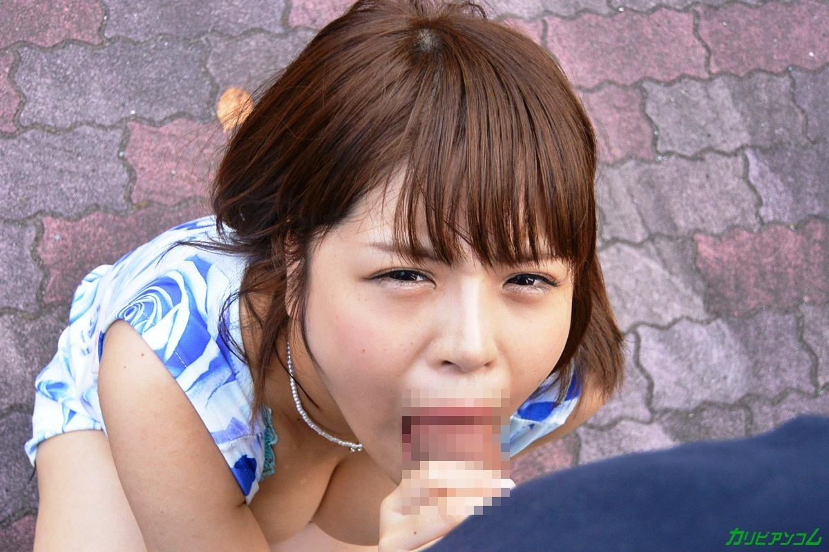 楓ゆうか 無修正デビュー画像 13