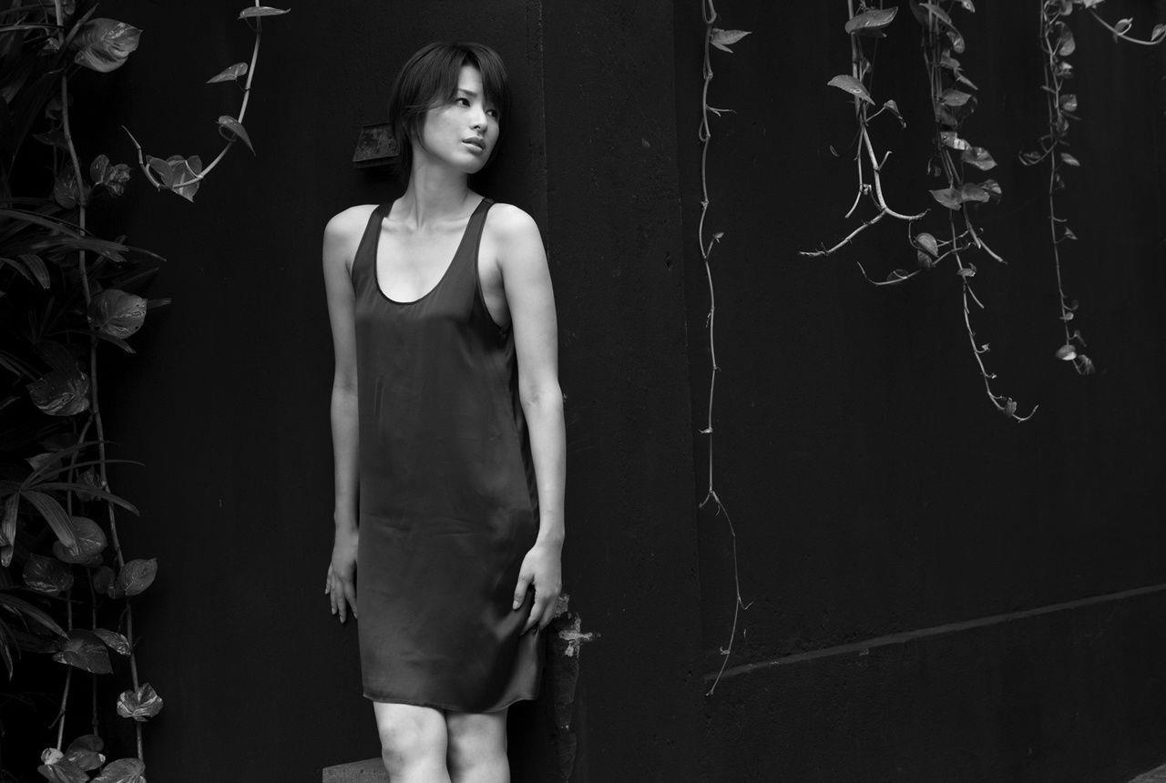 吉瀬美智子のワンピース