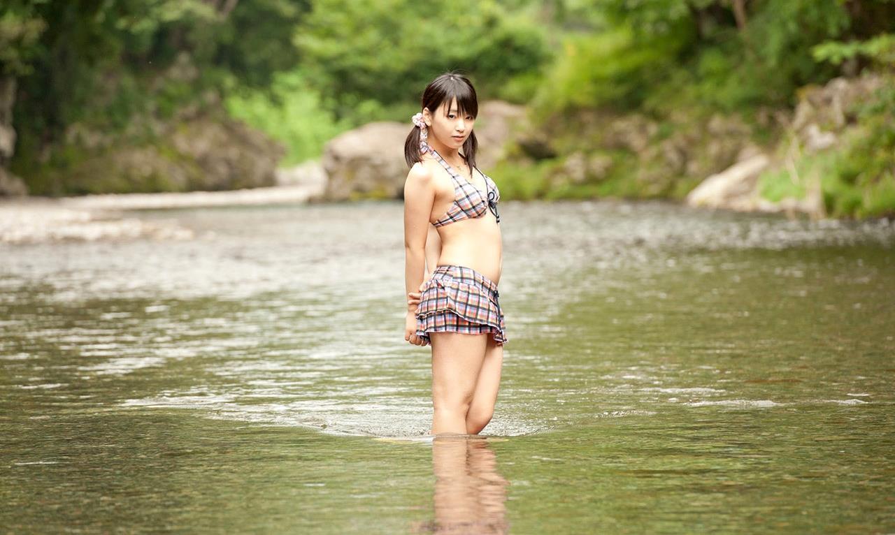 木村つな 青姦キャンプデート画像 19