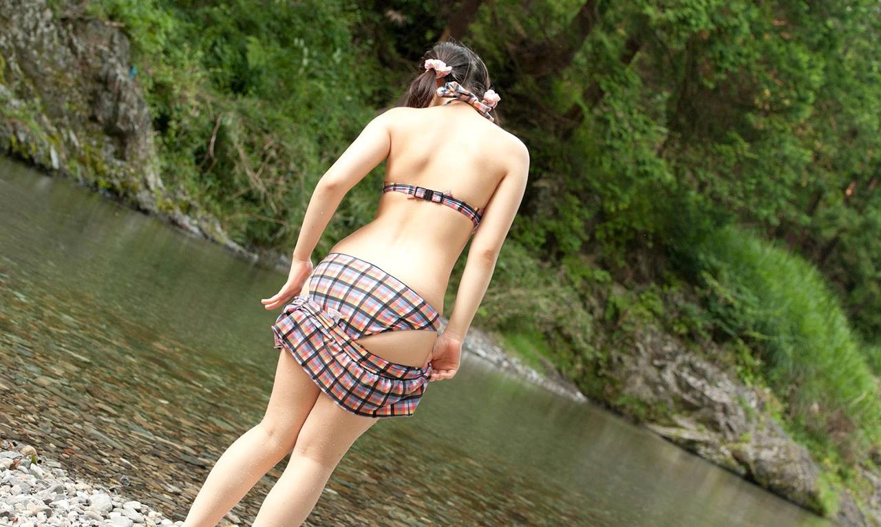 木村つな 青姦キャンプデート画像 25